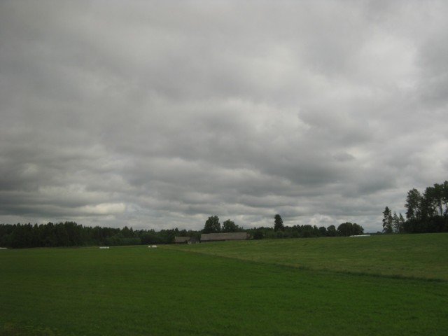 Снова хуторок