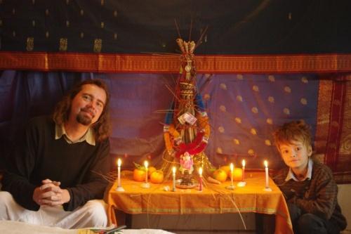 новый год в Непале