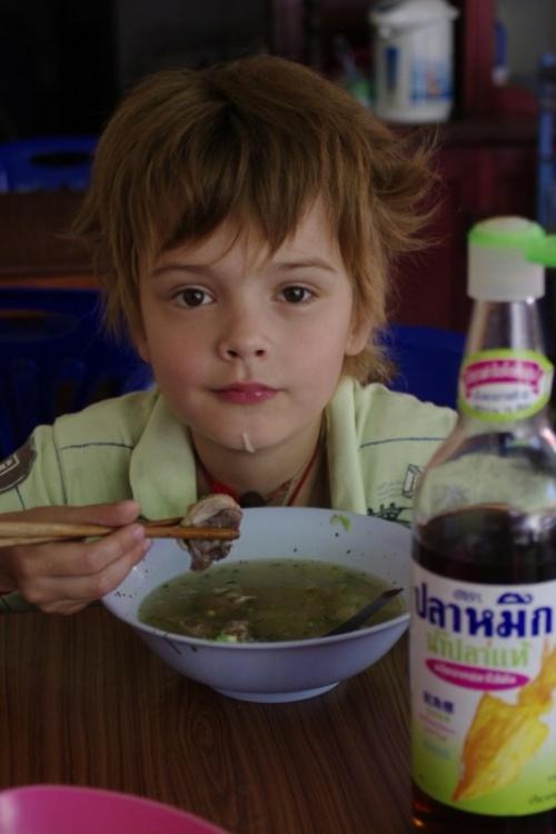 любитель тайской кухни