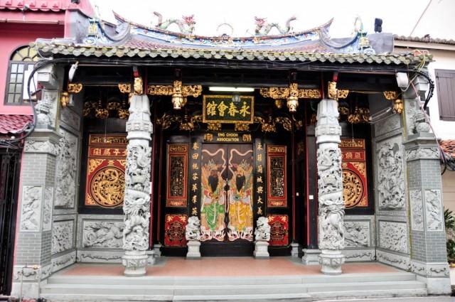 Еще один китайский храм