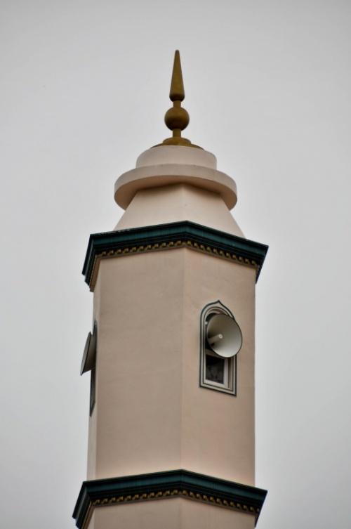 А это его мечеть