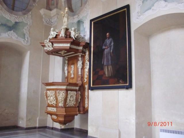 Страгов монастырь, внутри 3