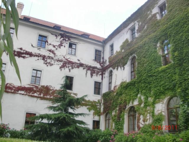Страгов монастырь, внутри 5