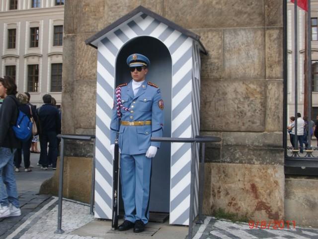 Караул у президентского дворца