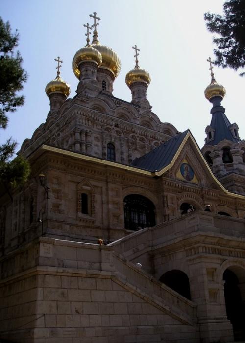 Храм Марии Магдалины.