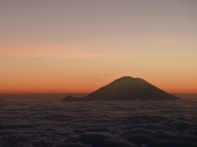 6 утра. прощаемся с Бали.