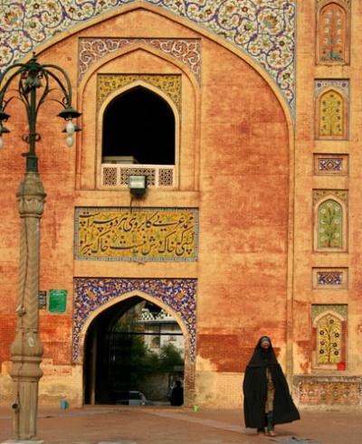 Мечеть в Лахоре