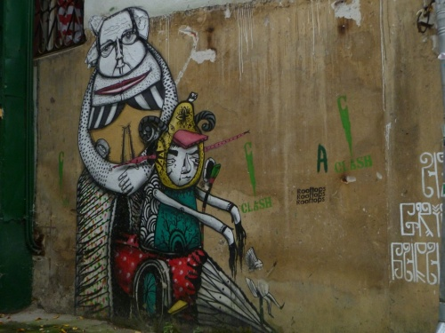 наскальная живопись-1