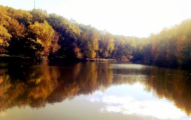 Тула. Сказочная осень.
