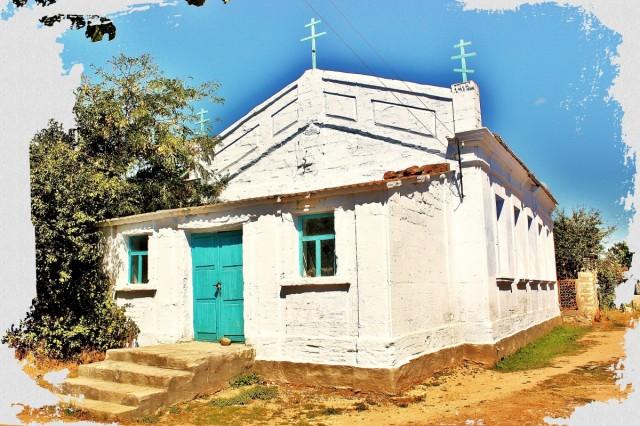 Храм у моря ( старообрядческая Церковь)