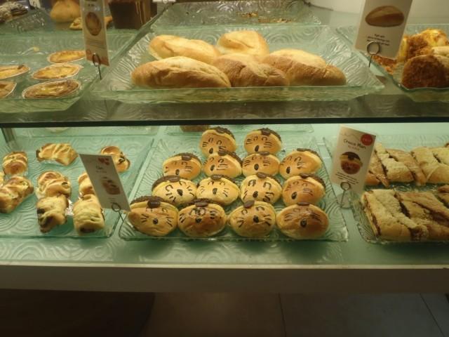 Веселые пироженки в Plaza Indonesia