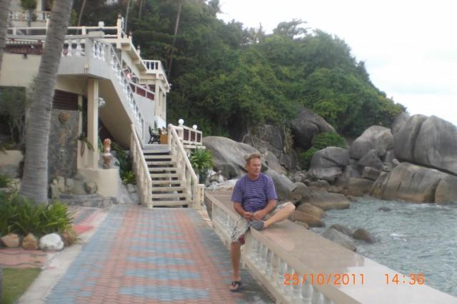 отель Кристал Бэй в бухте Тонг Токиан