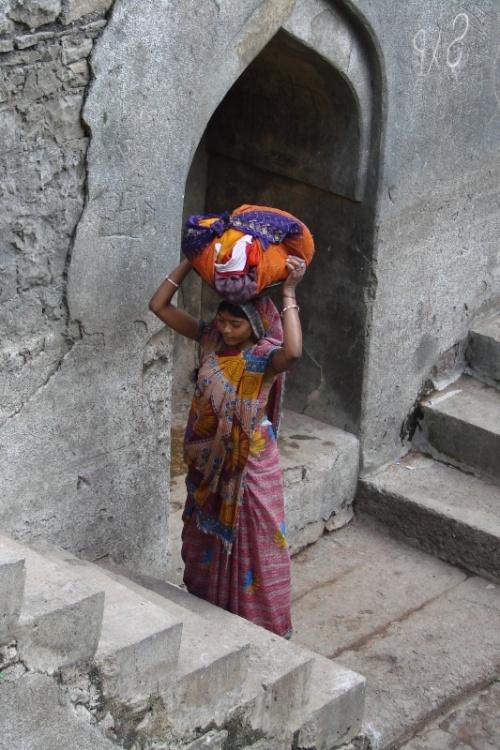 Мадхья Прадеш. Манду