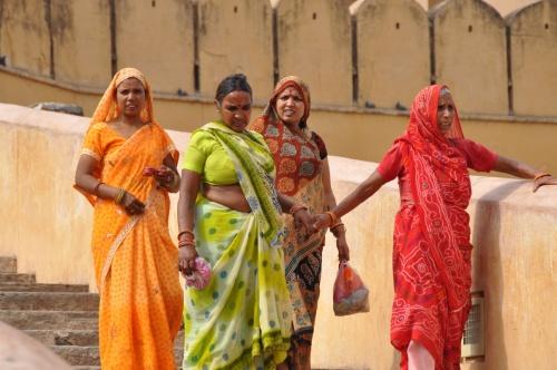 Джайпурские женщины