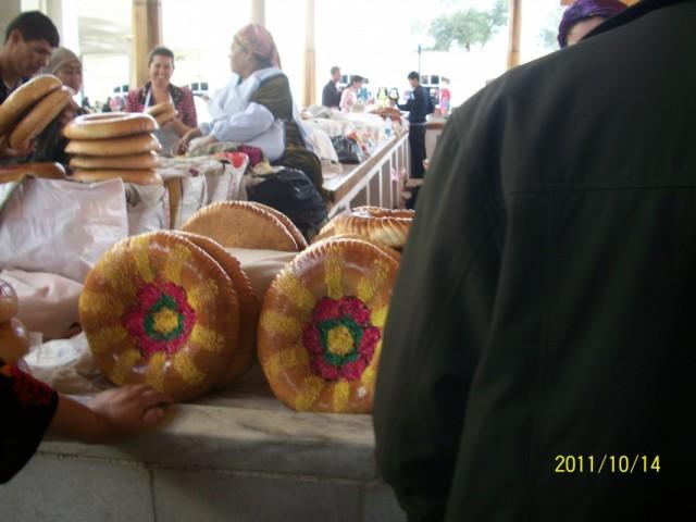самаркандские лепешки
