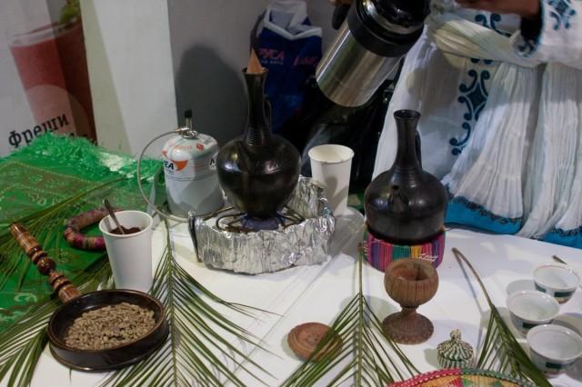...варит божественный кофе