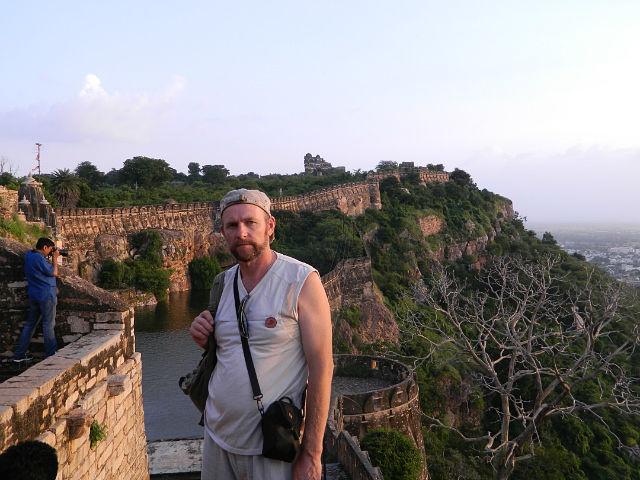 Крепость.Читтогарх.