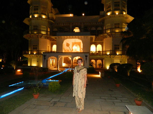 "Отель "" Usha Kiran Palace""1930г."