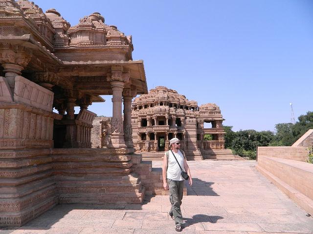 Индуистские храмы Гвалиора.