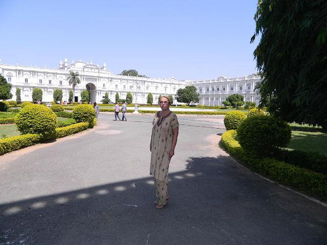 Дворец Джайвилас.