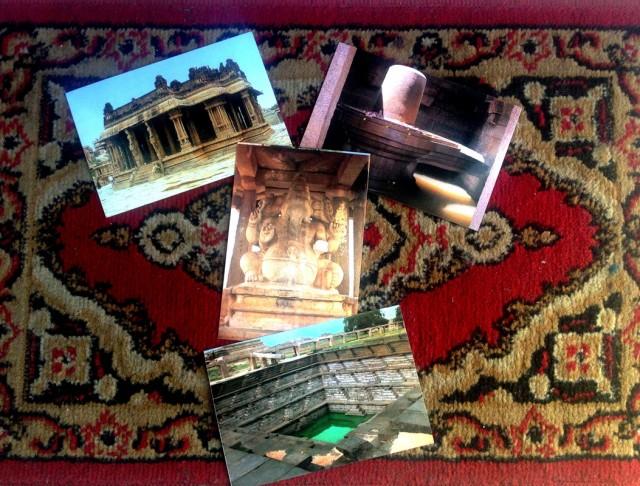 Стартуют из Варанаси с изображениями Хампи