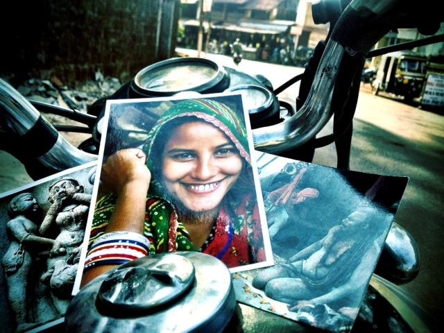 Открытки из Индии