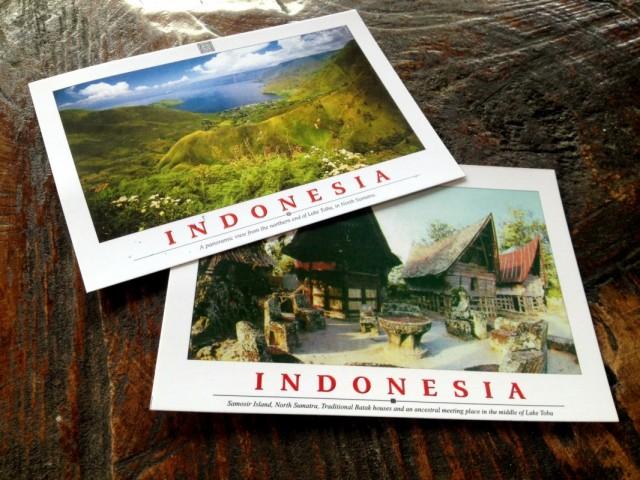 Индонезийские посланцы