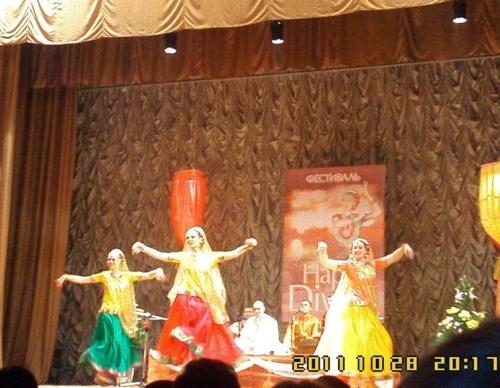 пенджабские танцы