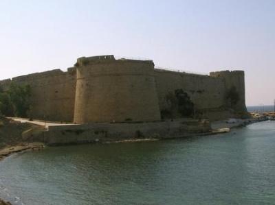 Крепость в Гирне