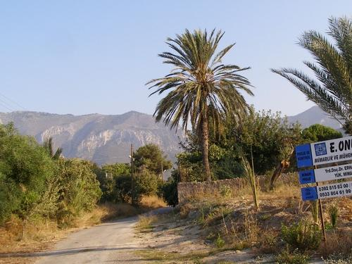 Горы Кирения
