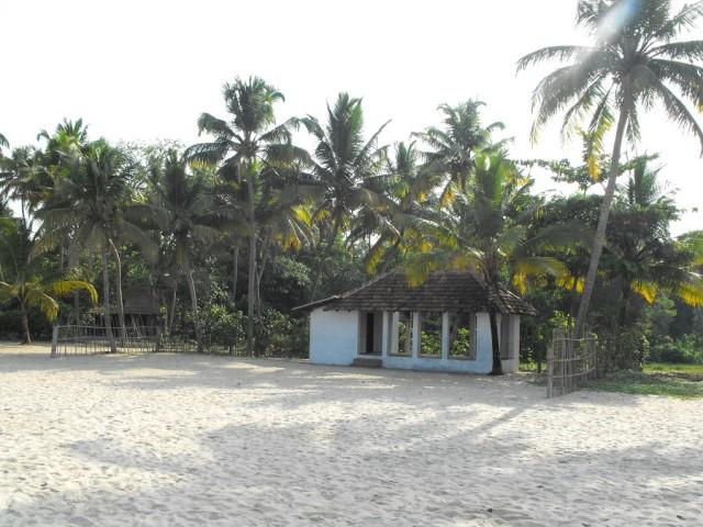 Пляжный домик от сотрудника виллы