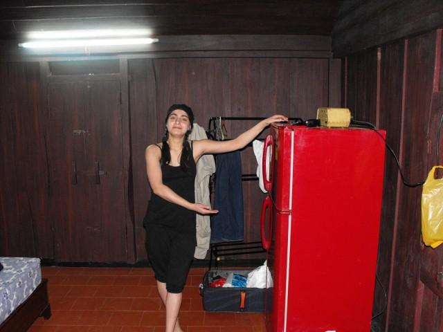 Персональный холодильник