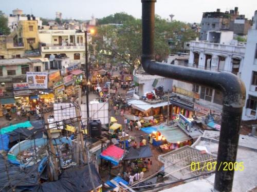 мэйн базар.вид сверху