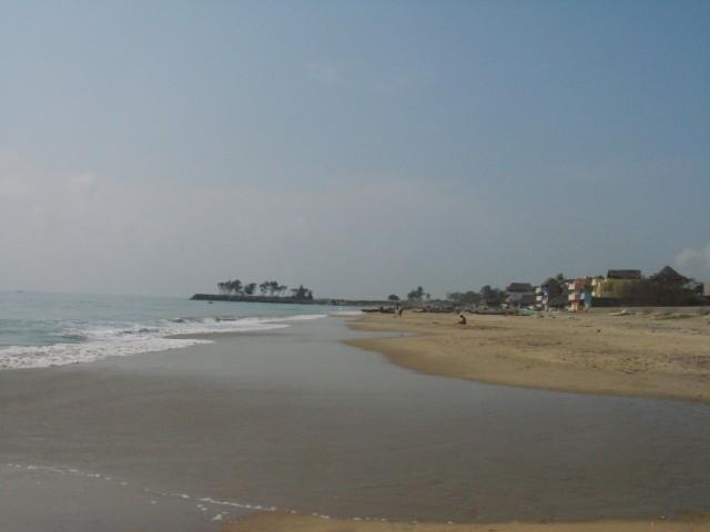 пляж Мамалипурама-3