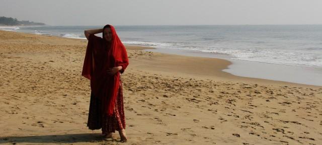 пляж Мамалипурама-4