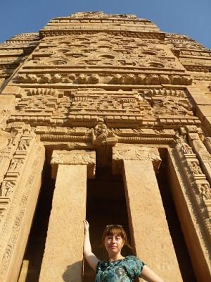 Храм Тели Ка Мандир