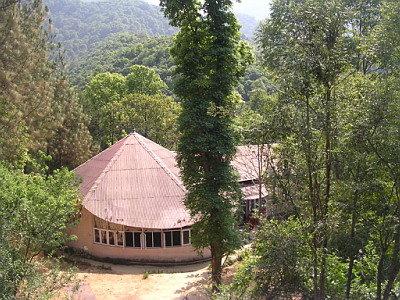 медитационый холл Табобан