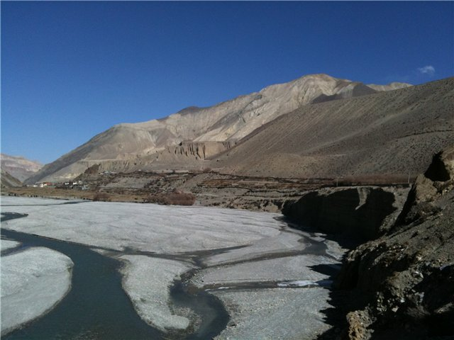 долина Кали Гандаки