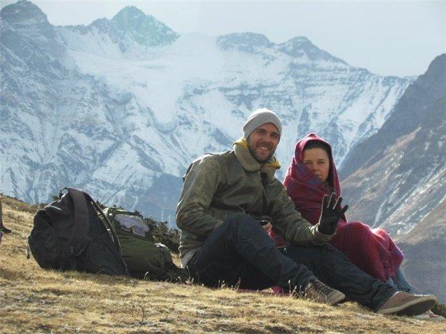 4000 метров. пейзажик