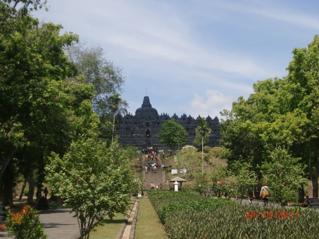 Дорога к храму 1