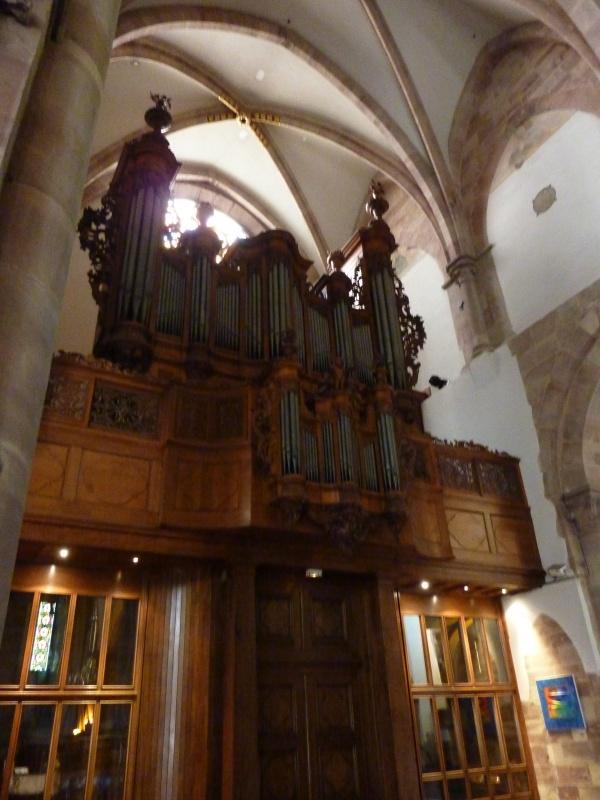 2 кафедлальный  орган