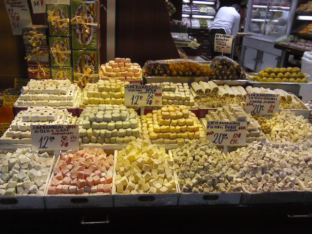 Цены на сладости за кг - Spice bazar