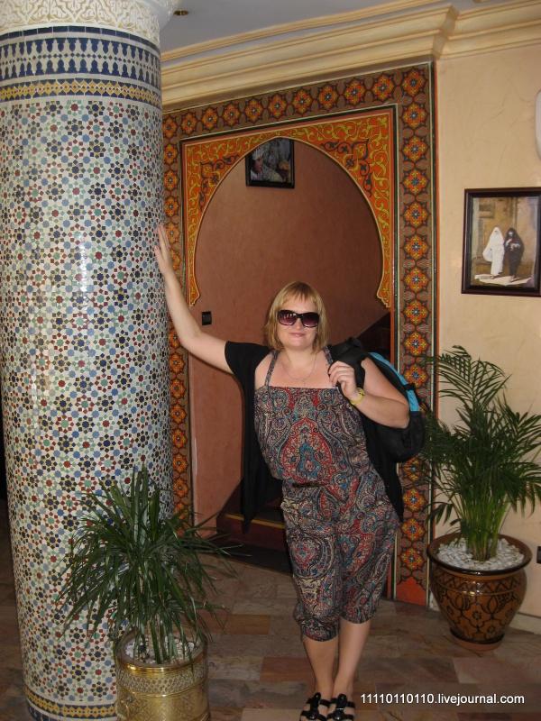 отель в Касабланке