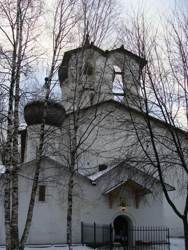 Храмы Пскова.