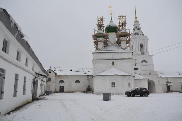 Церковь на торгу