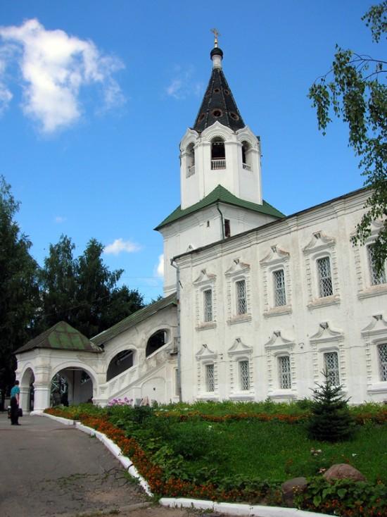 Церковь Великой Мученицы Варвары