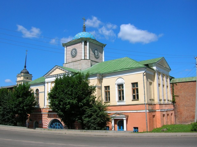 Днепровские ворота