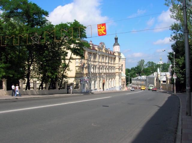 Смоленск. Город на семи холмах