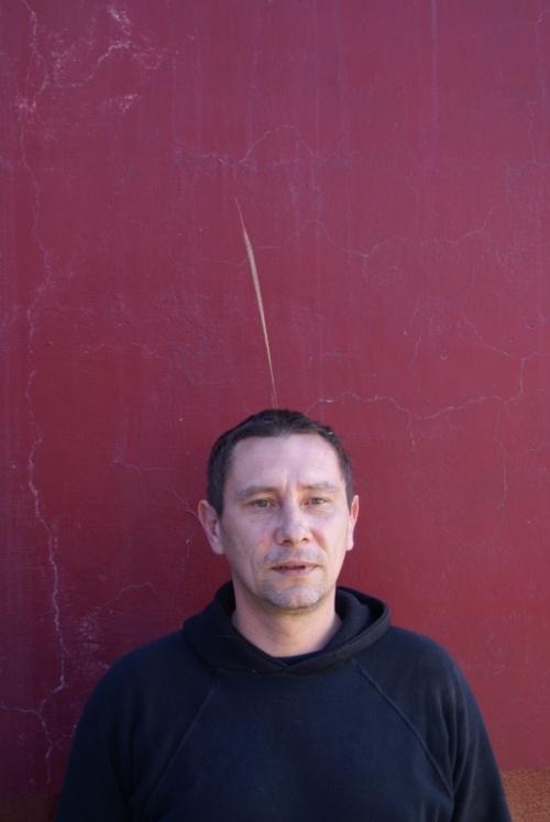 Я с тростинкой в голове,  фото  Сергея Маланина