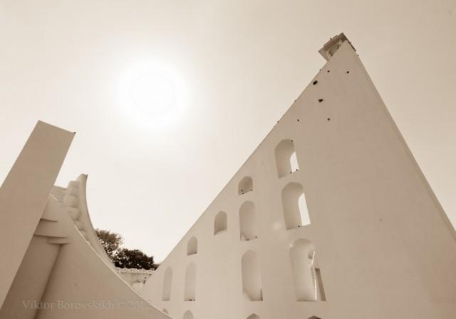 3 Джайпур обсерватория